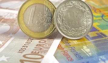 Обменять евро на франки