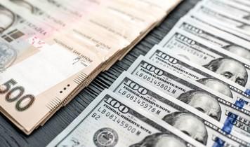 Стоимость доллара в Украине