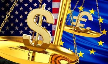 Колебания курсов валют